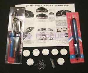7 stepper motors gauge instrument cluster repair kit gm for 2004 silverado stepper motor