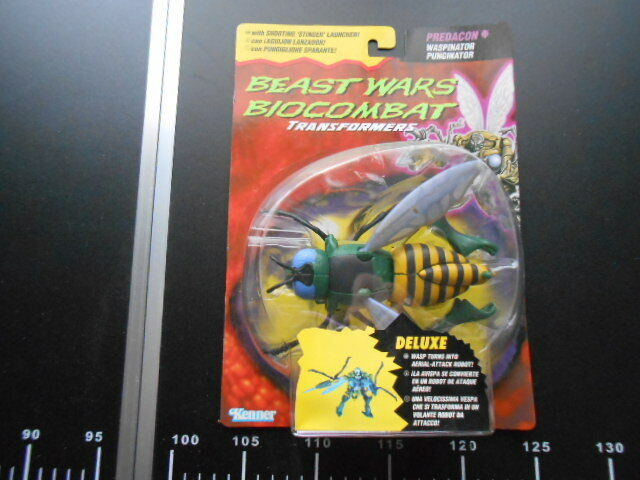 Transformers Waspinator Buzz Beast Wars Prossoacon Transmetal Hasbro Biocombat