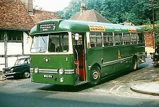 King Alfred Motor Services KAMS independent buses, 10 6x4 Colour Print photos
