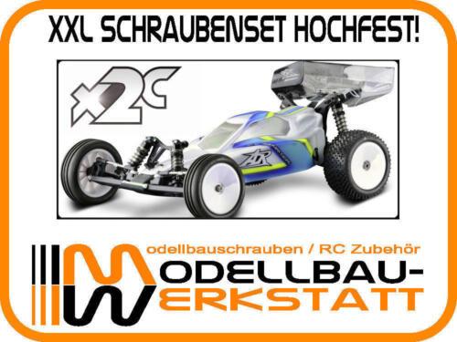XXL Schraubenset HOCHFEST Ansmann X2C screw kit