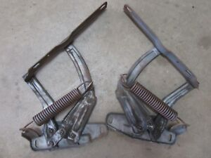 1971-1976 CHEVROLET AND PONTIAC FULL SIZE Hood Hinges