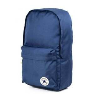 Details about Converse Go Backpack Unisex Touristic School Blue Rucksack Training Bag