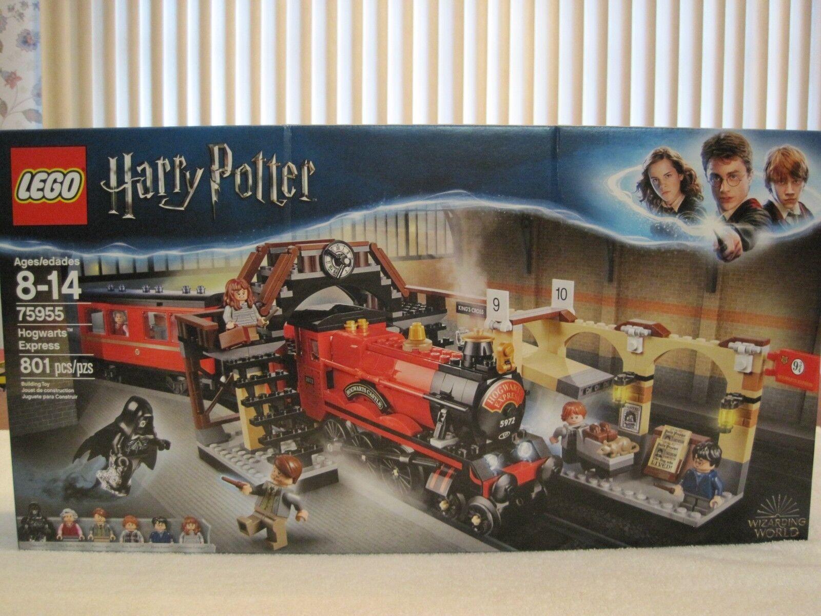 Lego 75955 mundo mágico Harry Potter Hogwarts Express-Nuevo-Sellado De Fábrica