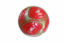 Liverpool F.C. Authentic Official Licensed Soccer Ball Size 5 -004