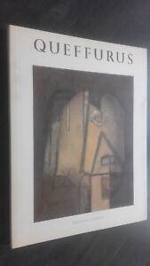 Queffurus Peintures Ediciones de La Felino 1990 + Guante DE ARTISTA Buen Estado