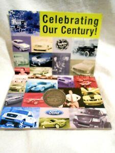 Ford Motor Company 1 Century Commemorative Coin Ebay