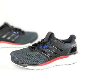 7212c4882ed9b Adidas Supernova Aktiv Mens Core Black Running Shoes Sz 8 M DA9657 ...