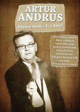 Artur Andrus - Pilem w Spale... I co dalej? (DVD) 2012 POLSKI POLISH