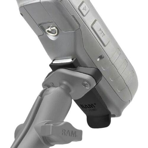 RAM Mount Garmin Spine Clip Holder with Handlebar U-Bolt Base RAM-B-149Z-GA76U