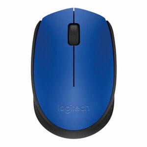 348aaf7fcc3 NEW Logitech 910-004647Wireless Mouse M170 Windows PC MAC Linux grey ...