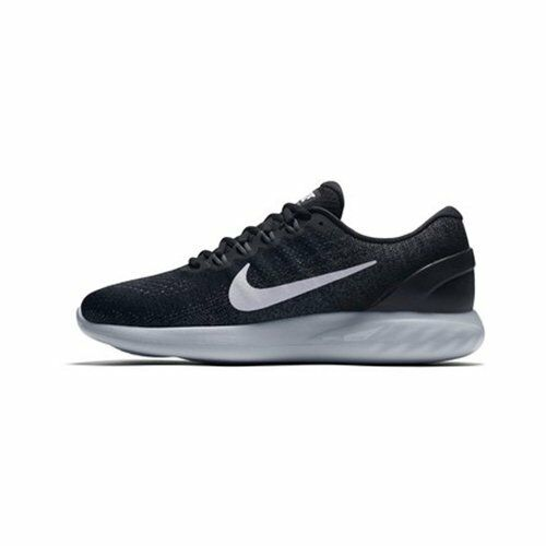 Nike Lunarglide 9 Uomo Running Shoes nero / white / dark grey 904715-001 10'