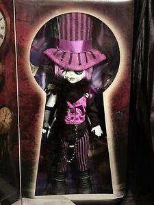 Living Dead Dolls Sybil as The Mad Hatter Variant LDD In Wonderland sullenToys