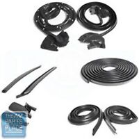 1969-70 Gm B Body Weatherstrip Seal Kit - 9 Pieces