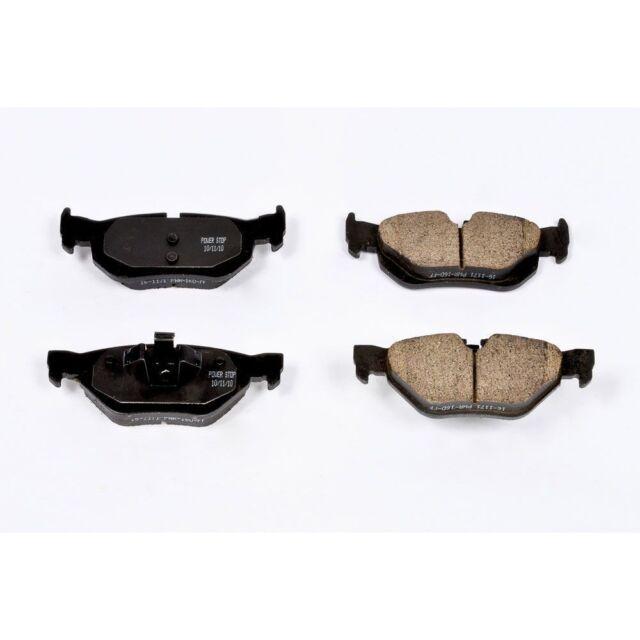 Disc Brake Pad Set-Evolution Ceramic Disc Brake Pad Rear Power Stop 16-1171