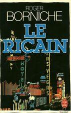 """Livres de Poche - Policier """" Le Ricain Roger Borniche """" ( No 1948)"""