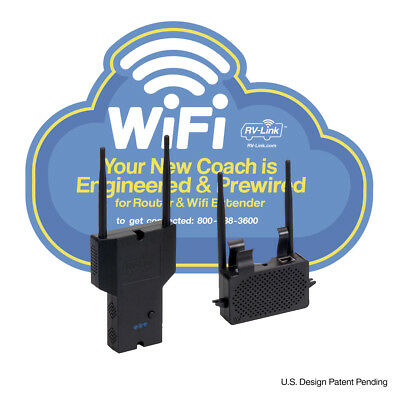 RV-Link WF-CON   Wifi Internet Extender for Recreational ...
