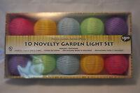 Novelty String Light 10 Bar String Light Outdoor/indoor Lighting Set
