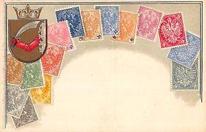 Stamp-Card-Postcard-Showing-Bosnia-Herzegovina-Postage-Stamps-107967