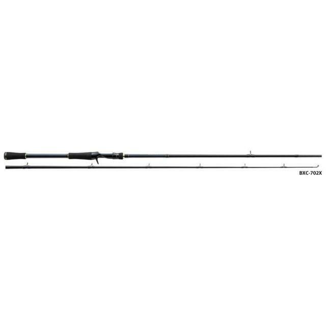 1329 Major Craft Speed Style Series Baitcast Rod SSC 642 ML