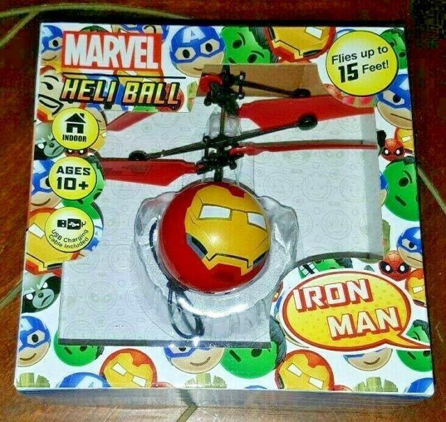 china CAPTAIN AMERICA Marvel Avengers Heliball Flying Helicopter Powerful Levitation Sphere