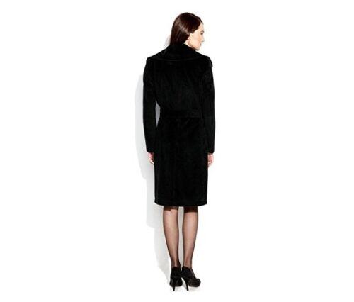 Caché Mélange Klein Noir Luxe Angora De Étiquettes Avec Neuf Calvin wz0gxUqPU