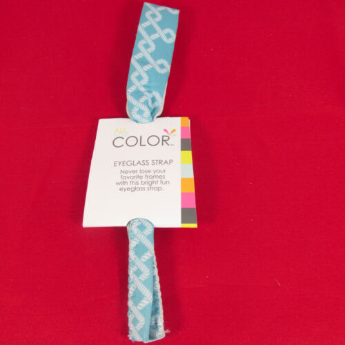 Eyeglass Strap by All For Color see variations