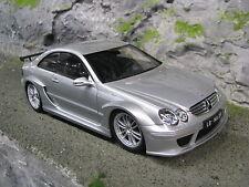 Kyosho Mercedes-Benz CLK DTM AMG Coupé 1:18 Silver (MBC)