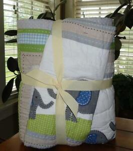 Pottery Barn Kids New Brooks Nursery Toddler Quilt Amp Sham