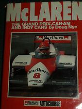McLaren coches Nye M2B M4B M5A M7A M14 M7D M14A M23 M28 MP4 M29 M26 M18 M19 M2B/1