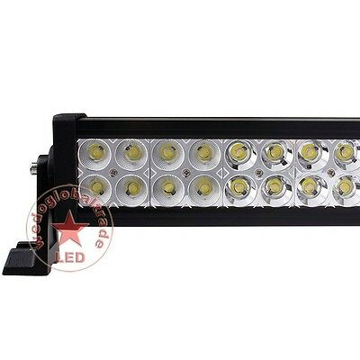 "120W LED Work Light Bar 22"" for Off-Road Auto Tractor 4WD 4x4 12V 24v SUV ATV"