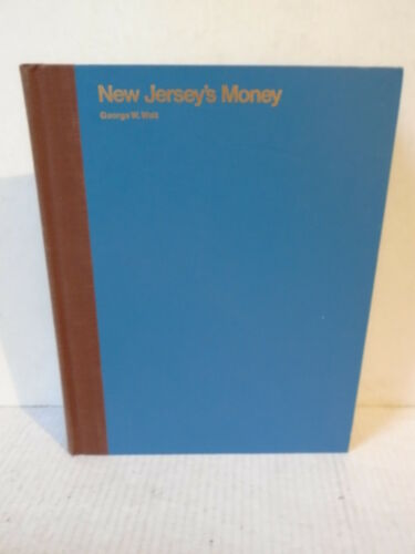 New Jersey/'s Money by Walt Hardcover paper money currency notes