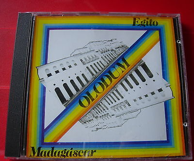 Olodum Egito/Madagascar CD NEW Brazil World Music/Reggae