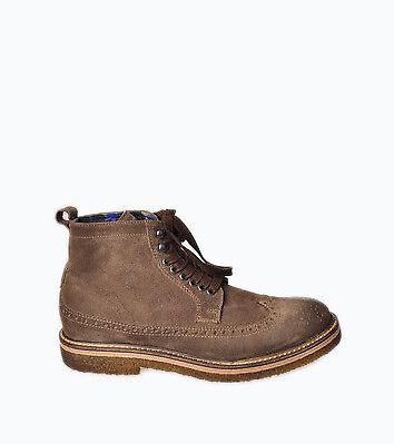 Yab-botas al tobillo-Macho-marrón - 2914902A183426