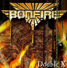 Double X by Bonfire (CD, May-2006, MTM Music Munchen (Germany))