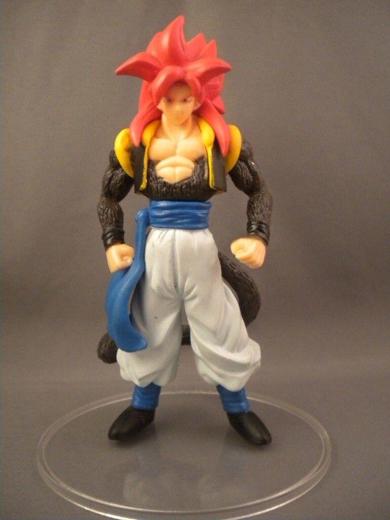 Bandai Real Works SUPER SAIYAN 4 GOGETA 4.5  Dragon Ball GT Z DBZ Figure