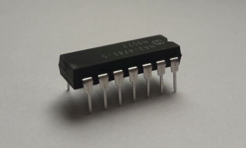 HA3-4741-5 = HA347415 Harris Integrated Circuit HA3-4741-5 DIP-14