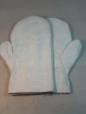 FäHig Fausthandschuhe, Derbes Gewebe, Größe 10, Gut Gefüttert üBerlegene (In) QualitäT
