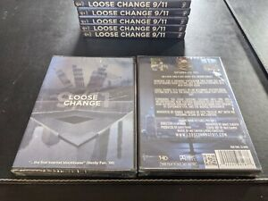 Loose Change 9/11 Documentary (NEW DVD IN CASE)
