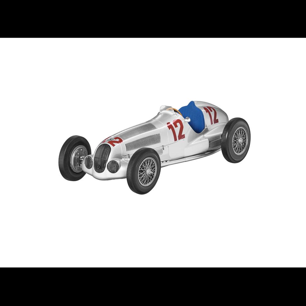 Mercedes Benz W 125 Argent Flèche R. CARRACIOLA GP 1937 Allemagne 1 18 Nouveau neuf dans sa boîte