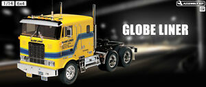 Tamiya-56304-Globe-Liner-Radio-Control-Self-Assembly-Truck-Lorry-Kit-1-14-RC