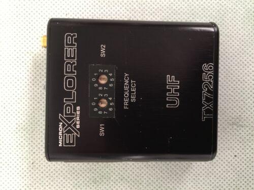 MICRON TX7256 Pocket Transmitter (226)