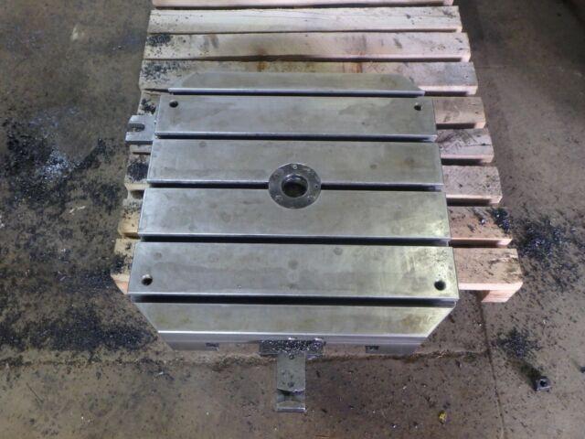 MAZAK HORIZONTAL MACHINING CENTER H-630N, H630_PALLET ONLY