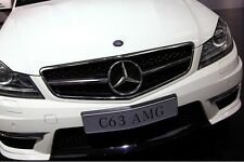 fit for Mercedes W204 AMG C63 2011-2014 Led daytime running light fog lamp cover