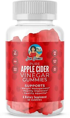 Apple Cider Vinegar Gummies with The Mother Delicious