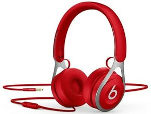 Beats-by-Dr-Dre-Beats-EP-On-Ear-Headphones-Wired-RED
