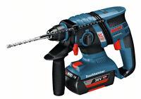 Bosch Gbh 36 V-ec Cp 2 X 2.0 Ah. L-boxx Brushless 0611903r7f