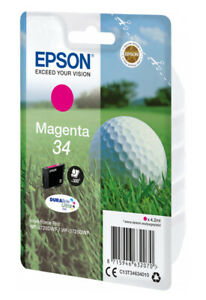 1x-ORIGINAL-TINTE-PATRONEN-EPSON-34-WorkForce-Pro-WF-3720-WF3725-DWF-Golfball