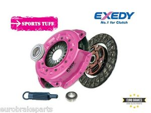 EXEDY-HEAVY-DUTY-Clutch-kit-NAVARA-D22-3-0L-ZD30DDT-turbo-diesel-2001-2007