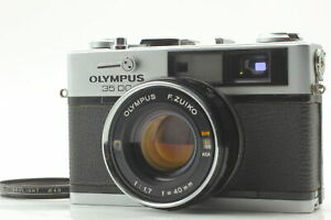 [Almost MINT] Olympus 35 DC 35mm Rangefinder Film Camera 40mm f/1.7 From JAPAN