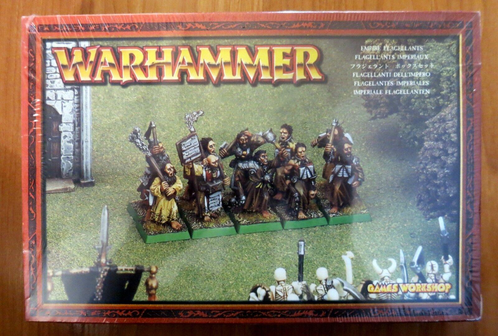 Reich flagellants (metall) empire games workshop warhammer fantasy